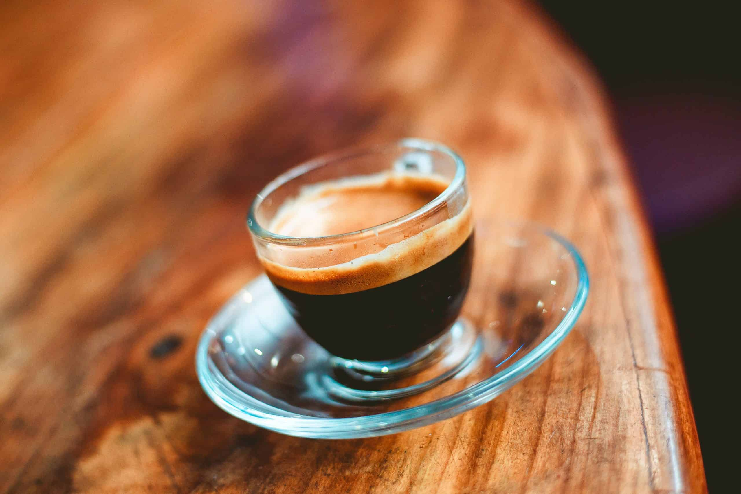 Espresso Is Authentic Coffee At Its Best